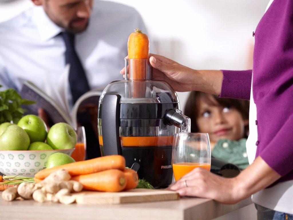 Le meilleur presse-agrume pour faire du jus à vos petits