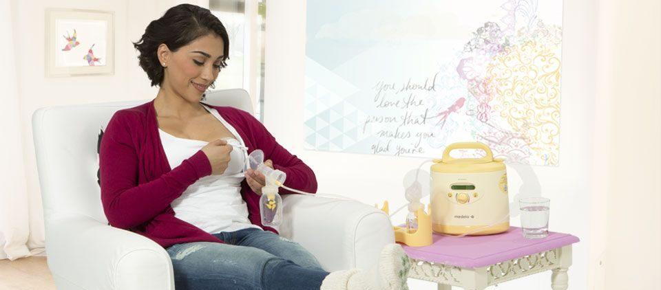 Le meilleur tire-lait pour les mamans