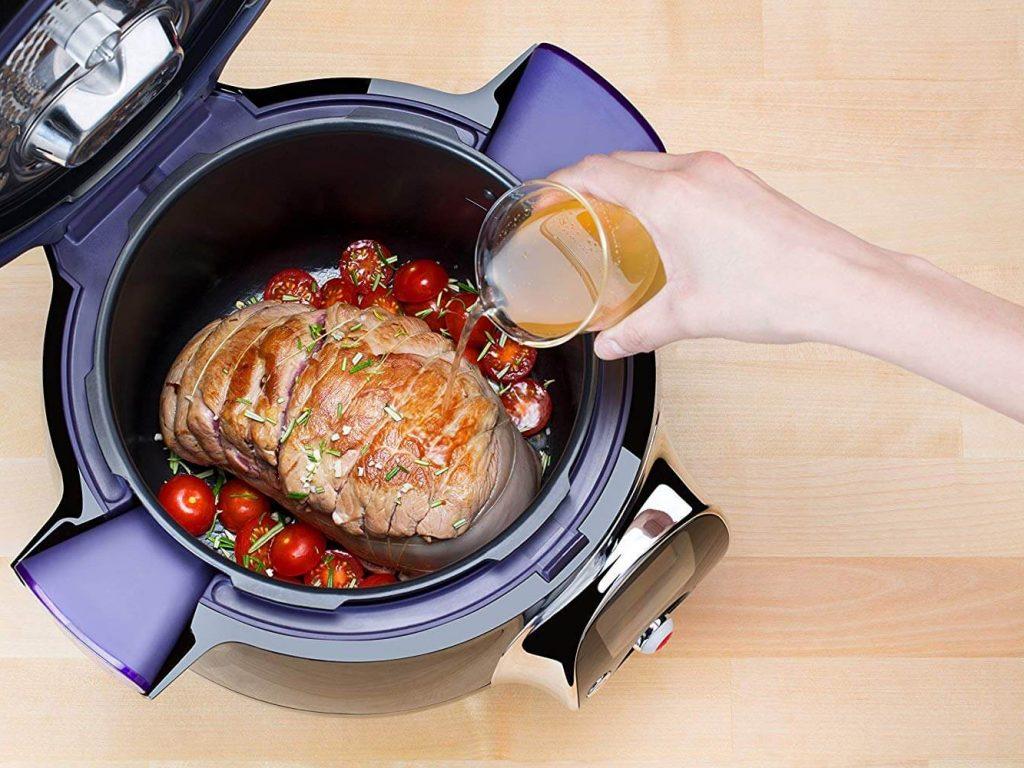 Comment utiliser le multicuiseur pour faire des plats équilibrés pour vous et votre enfant