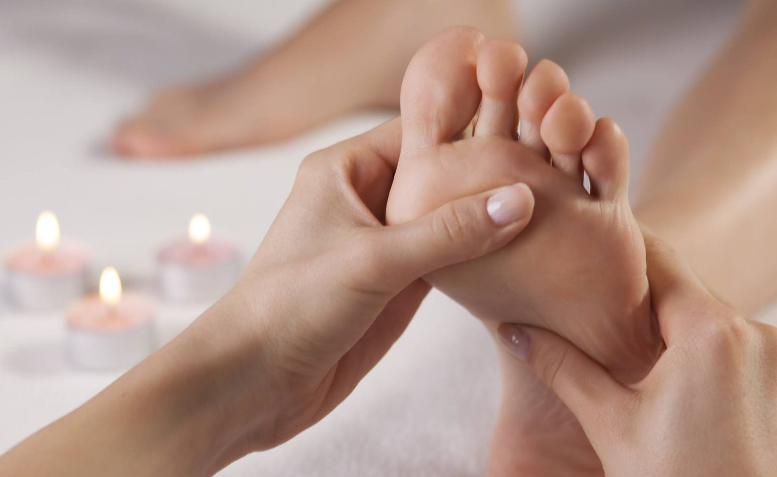 Massage des pieds - image
