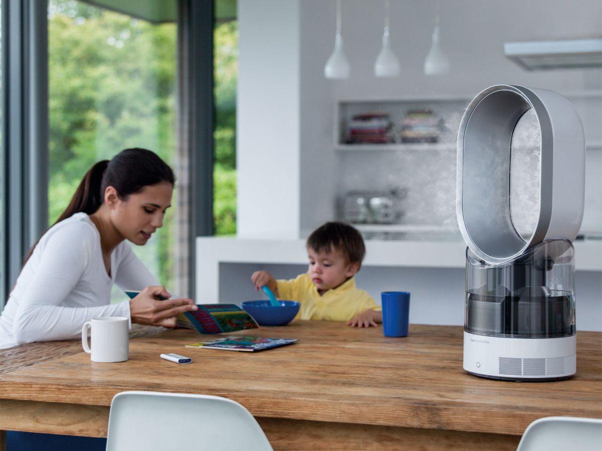 Humidificateur d'air pour bébé - image