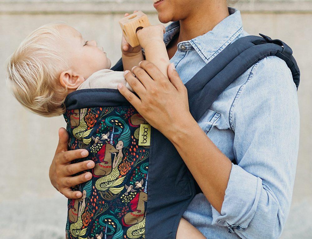 Quel est le meilleur moyen de portage bébé ?