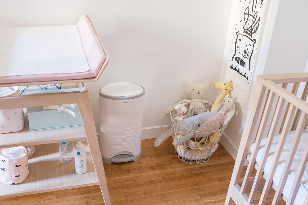 Poubelle à couches pour bébé, indispensable ?