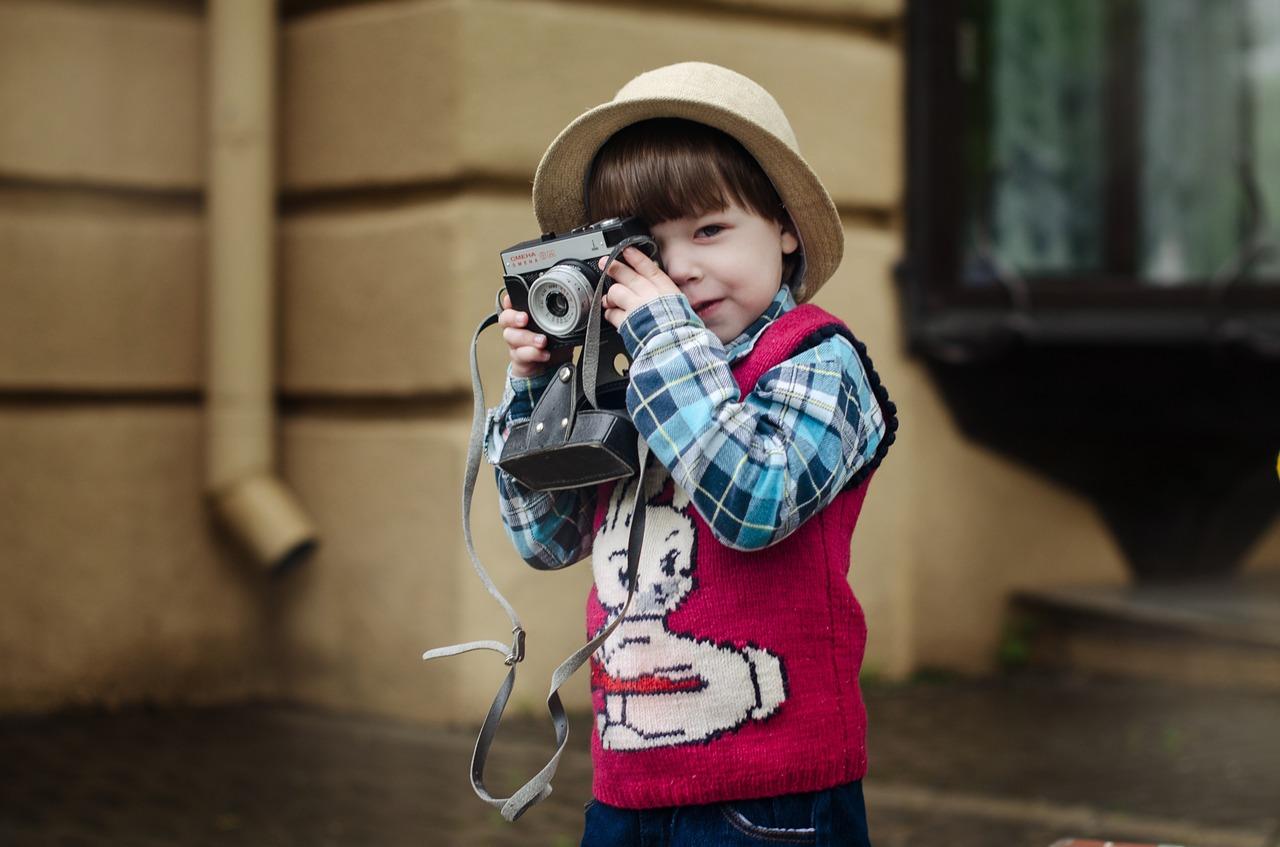 Caméra pour enfants